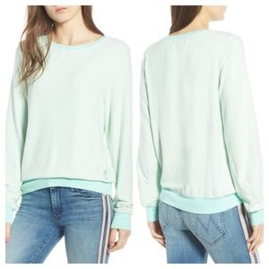 Wildfox 'Baggy Beach Jumper' Pullover Size XS